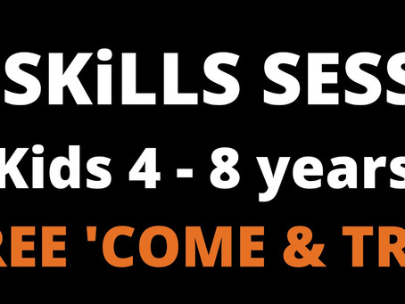 MiniSKiLLS 'Come & Try' Session