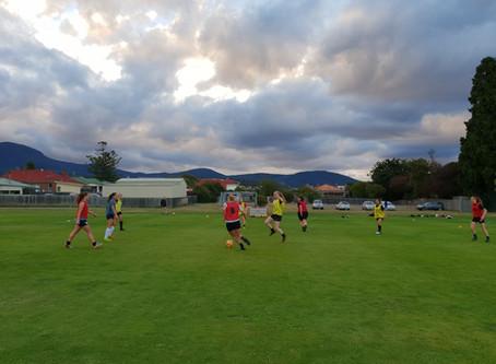 Womens & Mens Pre-season Training Dates