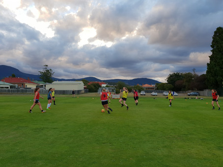 Womens & Mens Pre-season Training Dates