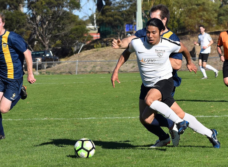Statewide Cup Quarter Final action at Kelvedon Park