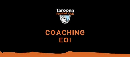 INTERESTED IN COACHING?