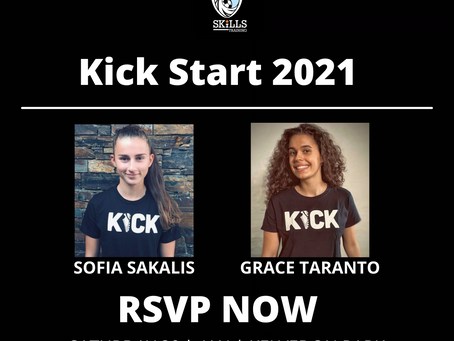 KICK Start 2021 - Event