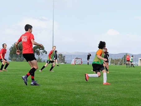 Pre-season Summer Youth Series -Trials