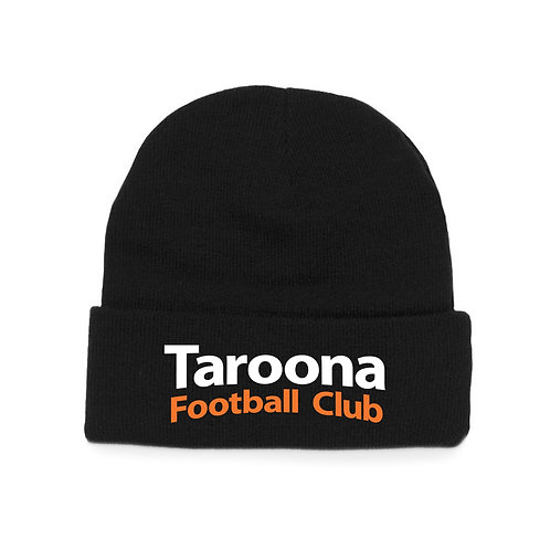 TFC Beanie Adult & Youth (Black - One Size)