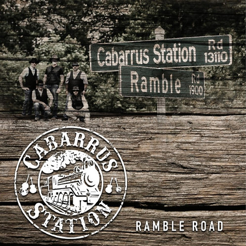 Ramble Road CD