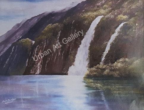 Ann Fordyce - Milford Sound South