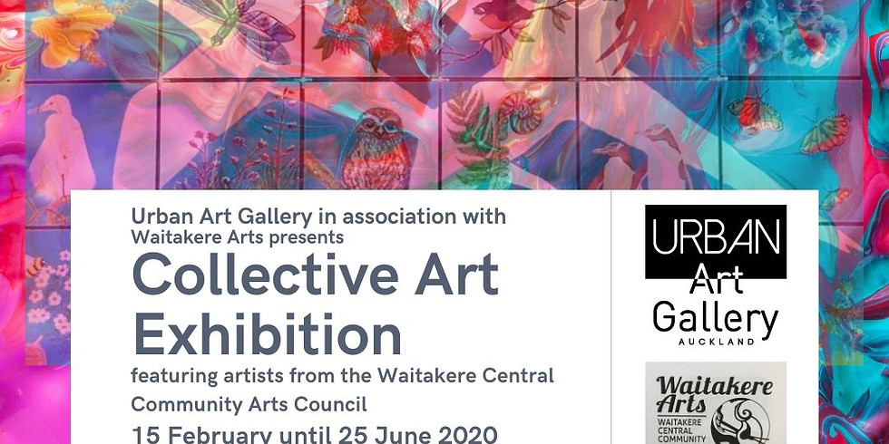 Free Event - Collective Art Exhibition @ Auckland City Hotel