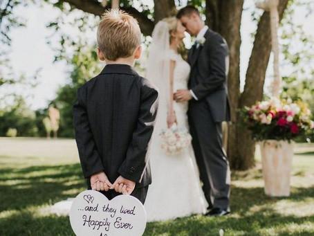 Pourquoi vous mariez-vous?