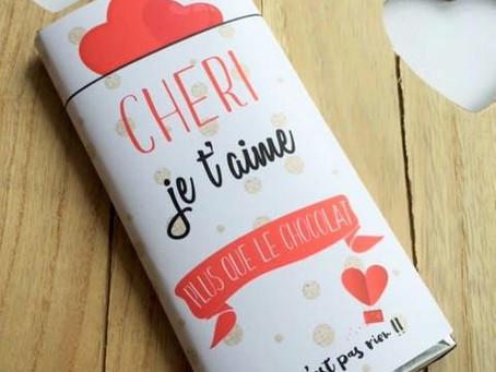 Chocolat mon amour