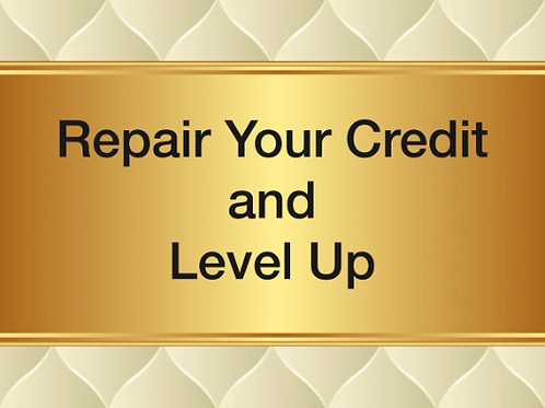 Boss Up Your Credit