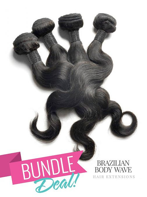 GLAM: Body Wave Bundle Deals