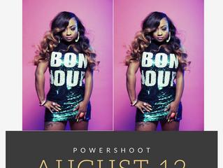 Power Shoot Saturday August 12th