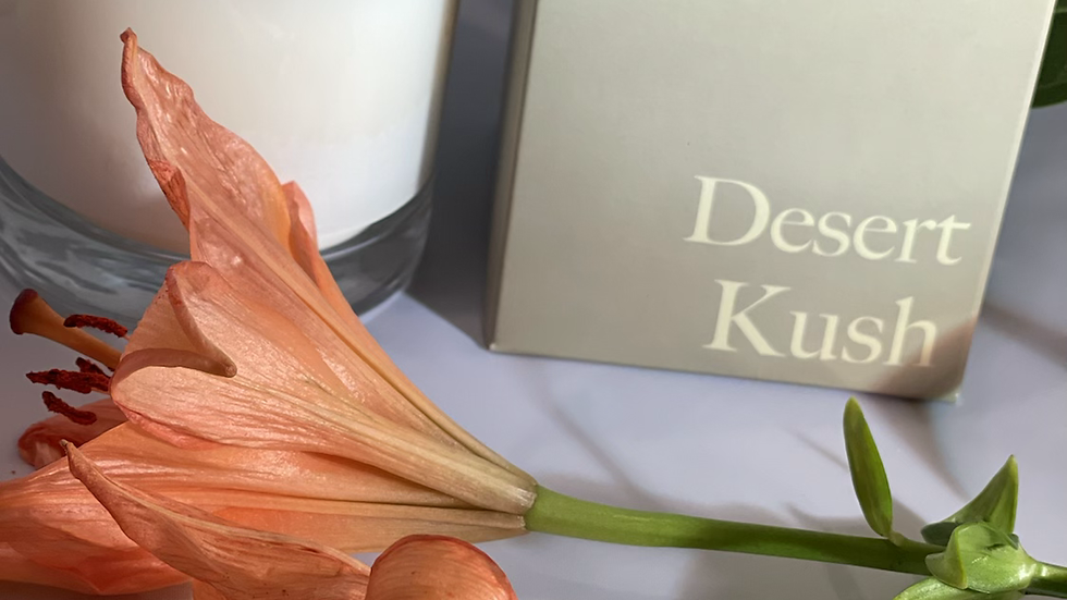 Desert Kush Candle