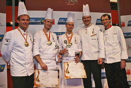 Silber und Gold an der Bäcker-Konditoren Weltmeisterschaft