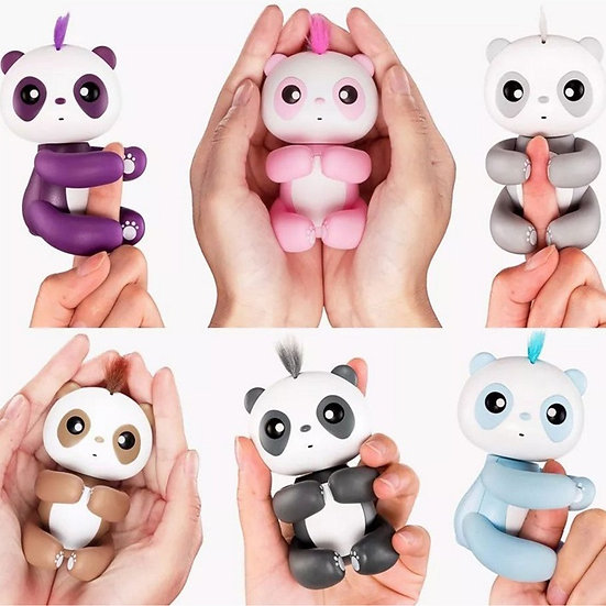 Finger Panda Intelligent Interactive Toy