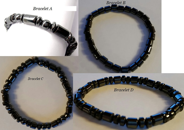 Amazing Magnetic Bracelets- Stretch-Choose from 4 Styles