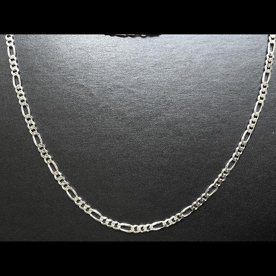 2MM Figaro Chain