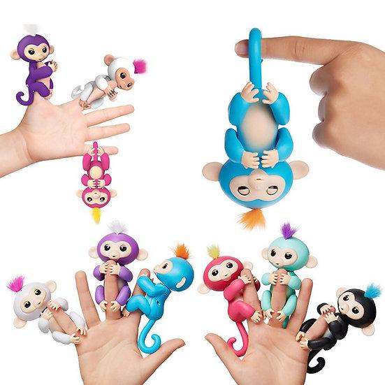 Happy Baby Monkey Baby Interactive Pet