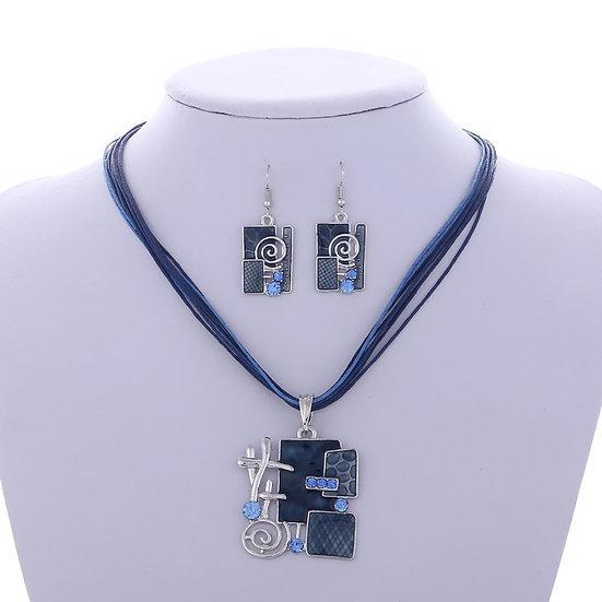 Boho Jewelry Set