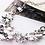 Thumbnail: Elakaka Sweet Temperament Wild Flowers Necklace Set