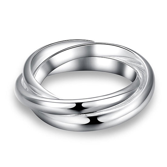 Sterling Silver Stack-able Ring