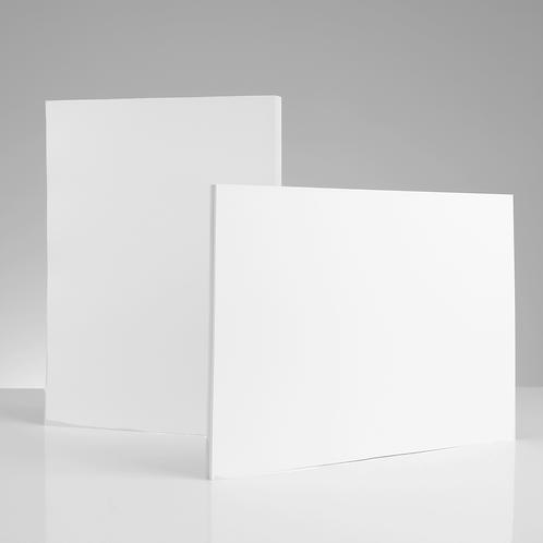 กระดาษอาร์ตการ์ด 1 หน้า | C1S Art Board