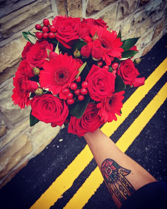 Cherry red bridal bouquet.jpg