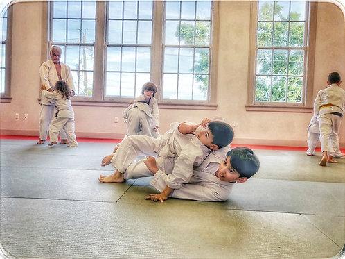 Little Samurai Judo 1 Day/wk August-December