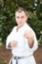 Dimitri Papadopoulos is the owner of NOSA, a martial arts academy in New Orleans with programs for kids and adults in Karate, Judo, Aikido, and Yoga