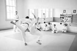 Kids Judo New Orleans