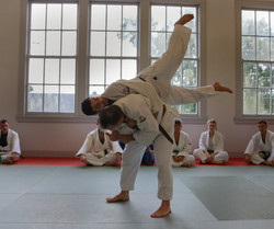 Mike and Amine Judo