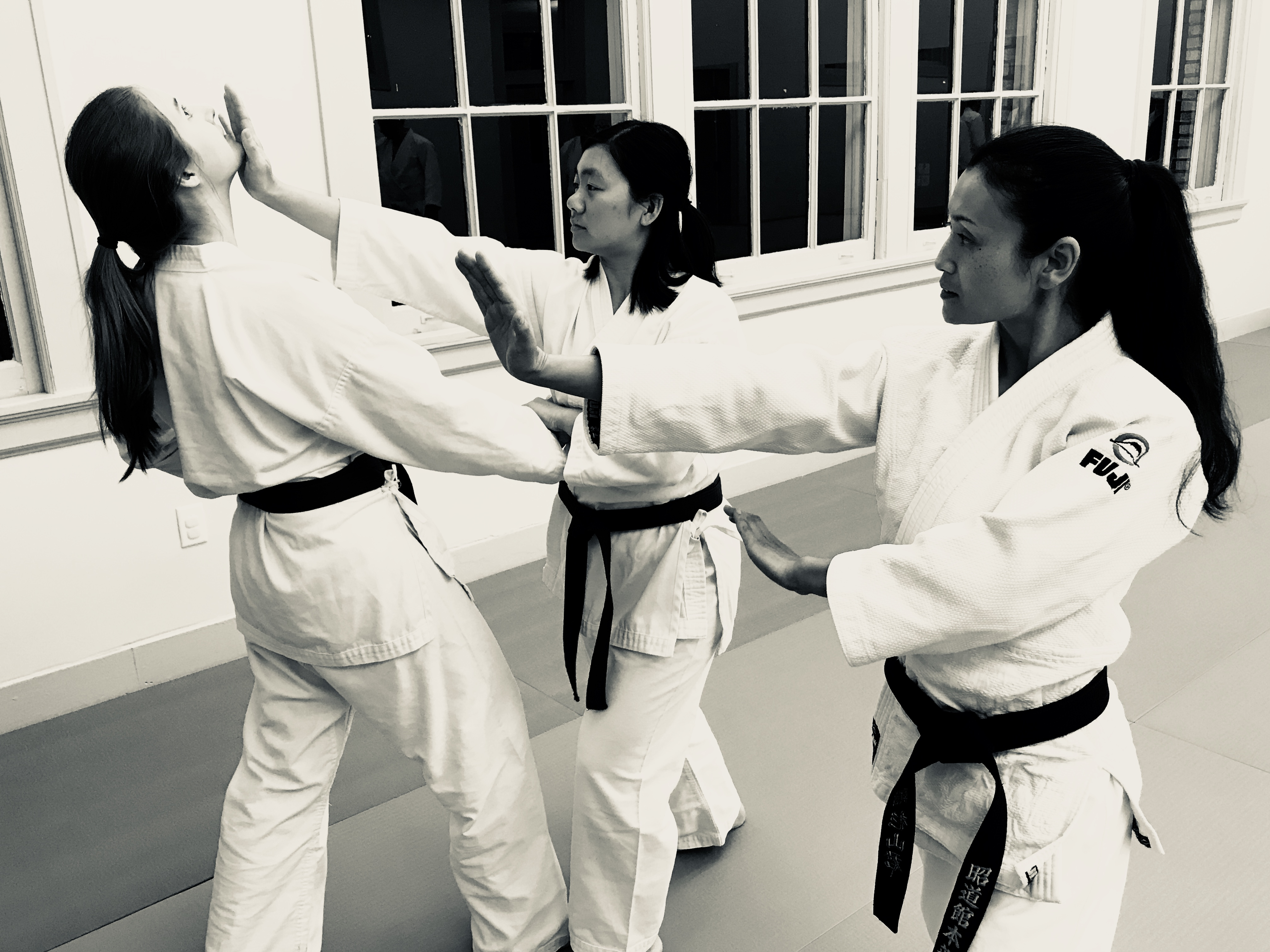 Aikido in New Orleans
