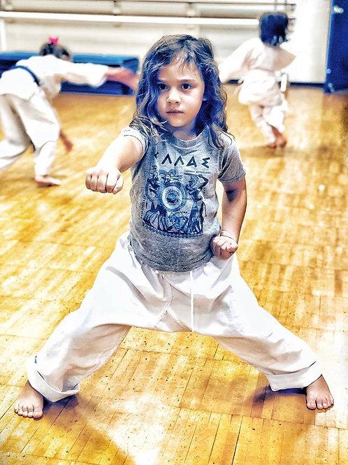 Kids In-Person Beginner Karate