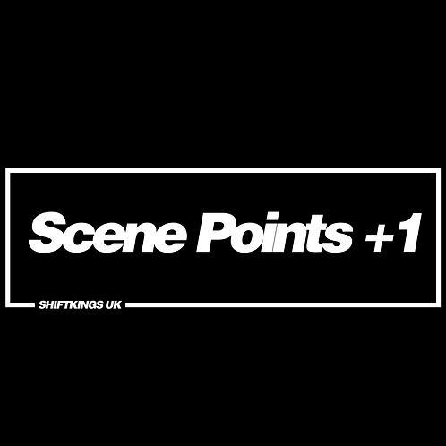 Scene Points +1 Slap
