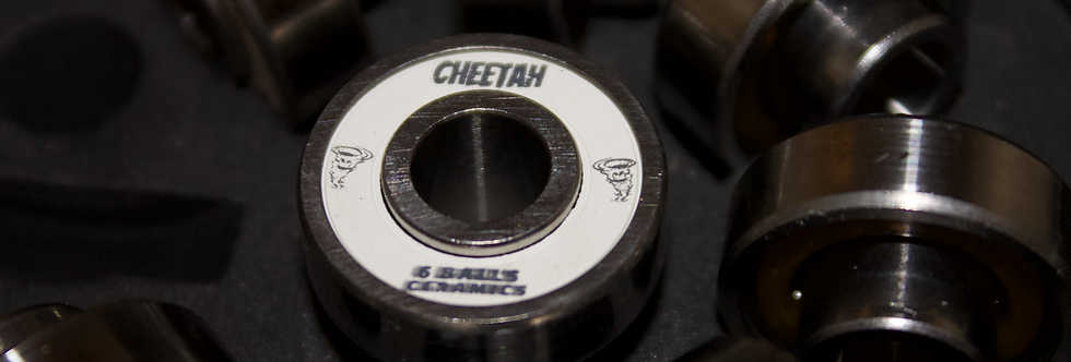 Cheetah built-in 6 balls bearings
