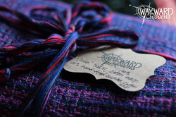 Woven wrap, packaged