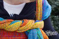 Wayward Wanderers: How to host a handwoven wrap