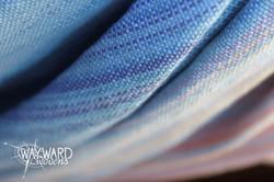 Woven cloth, closeup