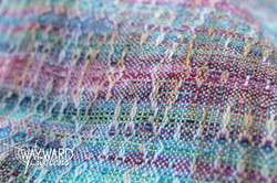 Woven cloth, close up