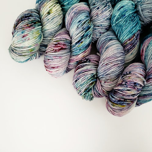 Knitflix and Chill - Worsted Weight Superwash Wool yarn