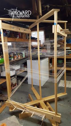 Nicki's warping mill