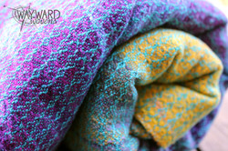 Woven wrap, rolled