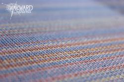 Weaving, plainweave close up