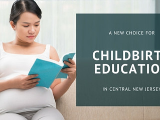 A New Choice for Childbirth Education in Central New Jersey