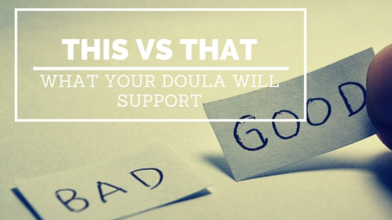 doula support