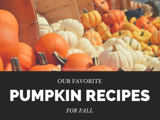 Our Favorite Pumpkin Recipes