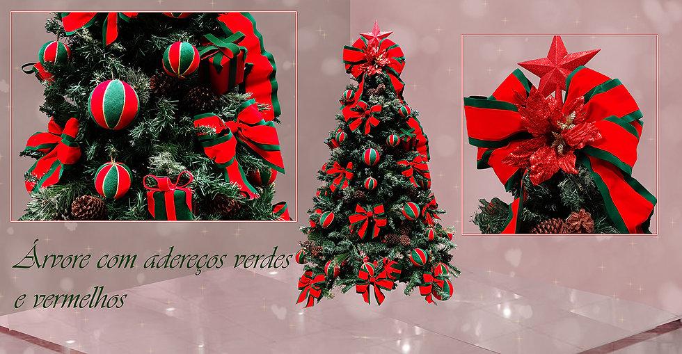 Árvore Christmas Heart