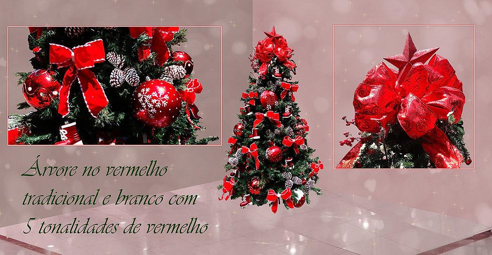 Árvore Snowy Christmas