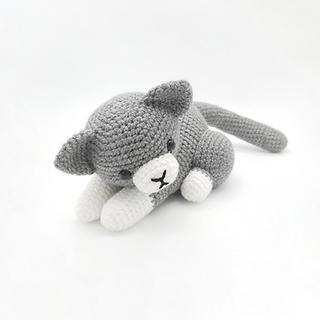 crochet amigurumi cat home pet pattern