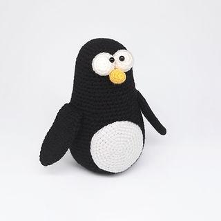 crochet penguin amigurumi pattern my amigurumi farm